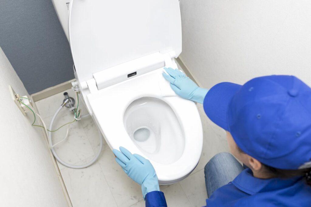 トイレクリーニングの費用と内容