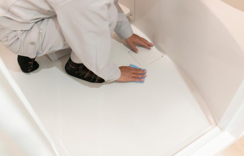 浴室の汚れは意外としぶとい!浴室クリーニングを依頼してみましょう